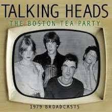 Talking Heads: The Boston Tea Party: 1979 Broadcasts, CD