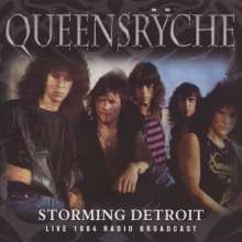 Queensrÿche: Storming Detroit: Live 1984, CD