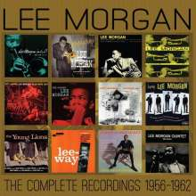 Lee Morgan (1938-1972): The Complete Recordings: 1956 - 1962, 6 CDs