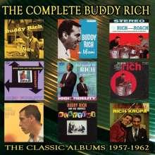 Buddy Rich (1917-1987): The Complete Buddy Rich 1957 - 1962, 5 CDs