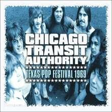 Chicago: Chicago Transit Authority: Texas Pop Festival 1969, CD