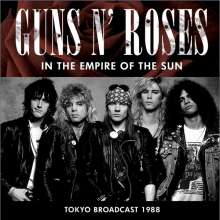 Guns N' Roses: In The Empire Of The Sun: Tokyo Broadcast 1988, CD