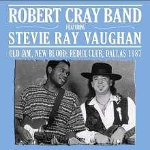Robert Cray: Old Jam, New Blood: Redux Club, Dallas 1987, CD