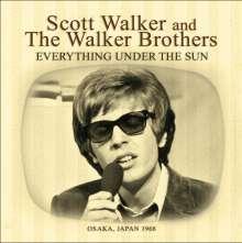 Scott Walker & The Walker Brothers: Everything Under The Sun: Osaka, Japan 1968, CD