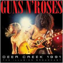 Guns N' Roses: Deer Creek 1991: The Illusion Broadcast, 2 CDs