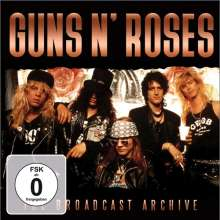 Guns N' Roses: The Broadcast Archive, 2 CDs