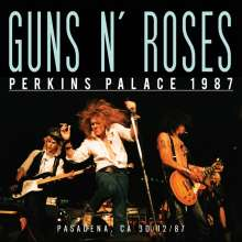Guns N' Roses: Perkins Place 1987, CD