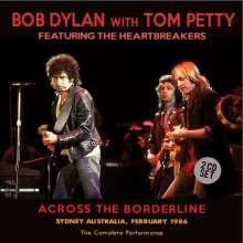 Bob Dylan & Tom Petty: Across The Borderline, 2 CDs