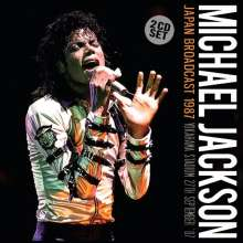 Michael Jackson: Japan Broadcast 1987, 2 CDs
