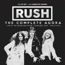 Rush: The Complete Agora, 2 CDs