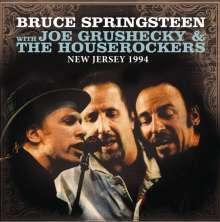 Bruce Springsteen: New Jersey 1994: With Joe Grushecky & The Houserockers, CD