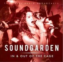 Soundgarden: In & Out Of The Cage: Live 1990 - 1992, CD