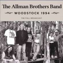 The Allman Brothers Band: Woodstock 1994, CD