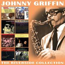 Johnny Griffin (1928-2008): The Riverside Collection 1958 - 1962, 4 CDs