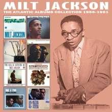 Milt Jackson (1923-1999): The Atlantic Albums Collection: 1956 - 1961, 4 CDs