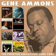 Gene Ammons (1925-1974): The Prestige Collection 1960 - 1962, 4 CDs