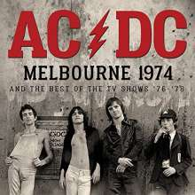 AC/DC: Melbourne 1974 & The Best Of The TV-Shows 1976 - 1978, CD