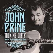John Prine: Talking Dirty: Radio Broadcast 1986, CD