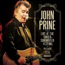 John Prine: Live At The Singer Songwriter Festival 1996, CD