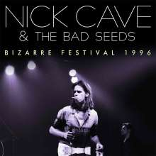 Nick Cave & The Bad Seeds: Bizarre Festival 1996, CD