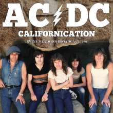 AC/DC: Californication: Irvine Meadows Broadcast 1986