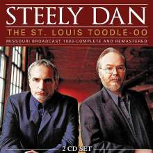 Steely Dan: The St. Louis Toodle-Oo: Missouri Broadcast 1993, 2 CDs