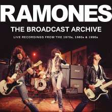 Ramones: The Broadcast Archives, 3 CDs