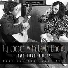 Ry Cooder & David Lindley: Two Long Riders: Montreux Broadcast 1990, CD