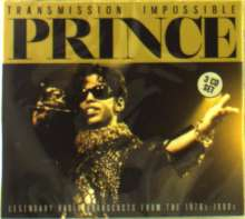 Prince: Transmission Impossible, 3 CDs