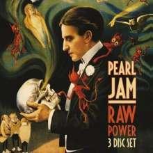 Pearl Jam: Raw Power, 2 CDs und 1 DVD