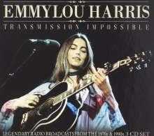 Emmylou Harris: Transmission Impossible: Legendary Live-Broadcasts, 3 CDs