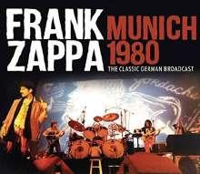 Frank Zappa (1940-1993): Munich 1980: The Classic German Broadcast, CD