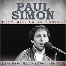 Paul Simon (geb. 1941): Transmission Impossible: Legendary Radio Broadcasts, 3 CDs