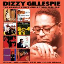 Dizzy Gillespie (1917-1993): The Classic Verve Collection, 4 CDs
