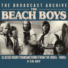The Beach Boys: The Broadcast Archive, 3 CDs