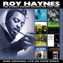 Roy Haynes (geb. 1925): Classic Albums Collection: 1954 - 1964, 4 CDs