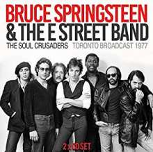 Bruce Springsteen: The Soul Crusaders: Toronto Broadcast 1977, 2 CDs