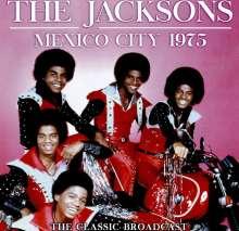 The Jacksons (aka Jackson 5): Mexico City 1975, CD