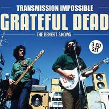 Grateful Dead: Transmission Impossible: The Benefit Shows, 3 CDs