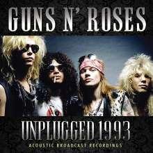 Guns N' Roses: Unplugged 1993, CD