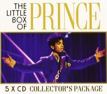 Prince: The Little Box Of Prince, 5 CDs