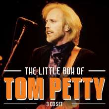 Tom Petty: The Little Box Of Tom Petty: The Broadcasts Archive, 3 CDs