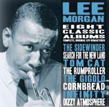 Lee Morgan (1938-1972): Eight Classic Albums, 4 CDs