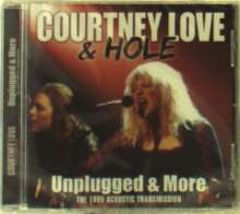 Courtney Love & Hole: Unplugged & More: The 1995 Acoustic Transmission, CD