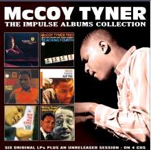 McCoy Tyner (1938-2020): The Impulse Albums Collection, 4 CDs