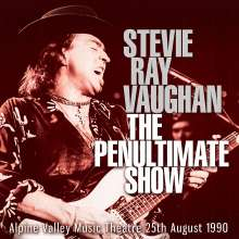 Stevie Ray Vaughan: The Penultimate Show, CD