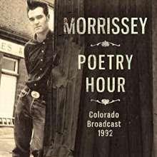 Morrissey: Poetry Hour: Colorado Broadcast 1992, CD
