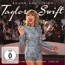 Taylor Swift: Sound And Vision (CD + DVD), CD