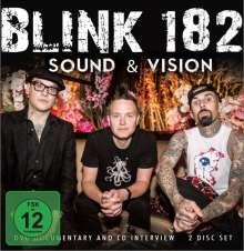 Blink-182: Sound And Vision, 1 CD und 1 DVD