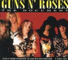 Guns N' Roses: The Document (CD + DVD), 2 CDs